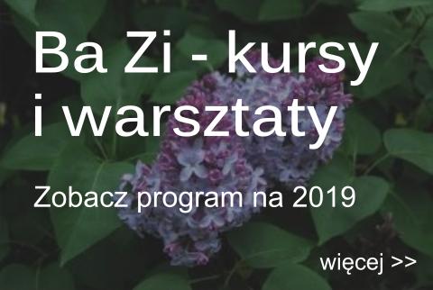 Kurs Ba Zi - informacje